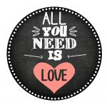 all you need is love diseño veronikitis producciones